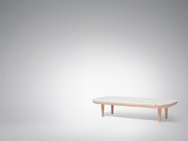&tradition Fly Lounge Table SC5 TN 65161000 Eiche