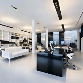 Gruppo C 14 von mit flos architectural Pure