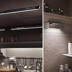 Private Residence von Roberto Falconi mit flos Long & Hard