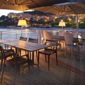 A'trego Restaurant von mit Marset TXL