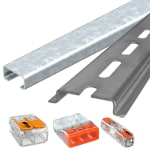 Connection clamps & Tracks/Profiles