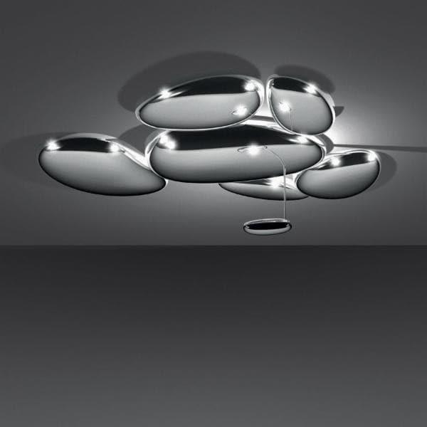 Artemide Skydro Deckenleuchte AR 1245010A Chrom