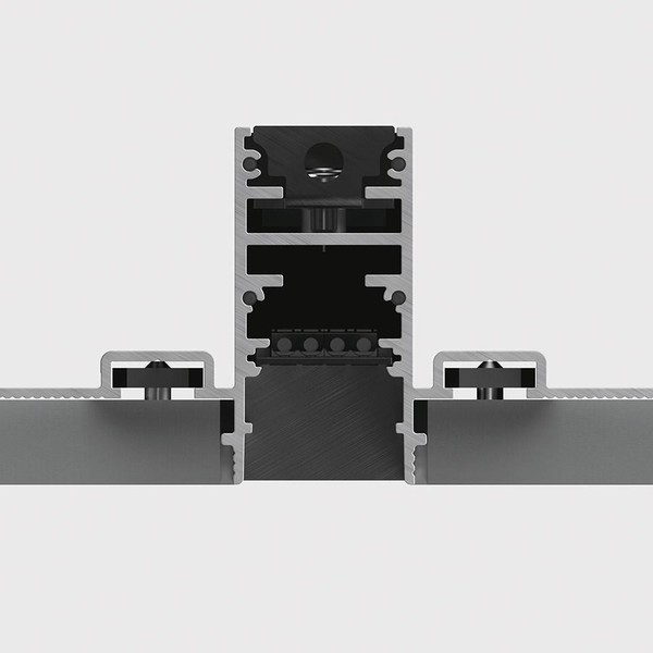 Artemide Architectural A.24 Recessed Magnetic Track AR AQ15101 Weiß
