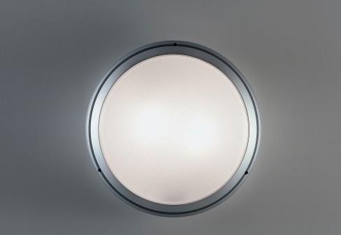 Artemide Architectural Pantarei 390 E27 wand glas AR T273190 Silber