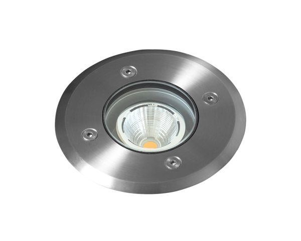 Bel Lighting Zaxor Led-O BL 2408.W011.16 Gebürstet edelstahl