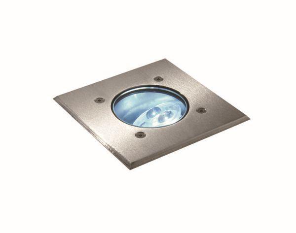 Bel Lighting Zaxor Led-O BL 2408.W11B.16 Gebürstet edelstahl