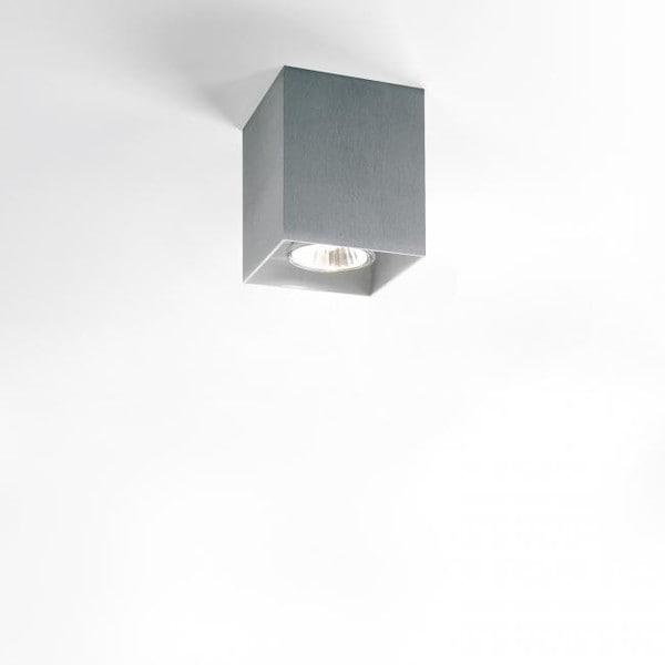 Delta Light Boxy DL 2516720ALU Aluminiumgrau