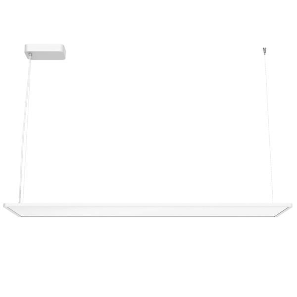 Flos Architectural Super Flat SUSPENSION 120x30 UP&DOWN AN 09.5046.30BDA Weiß