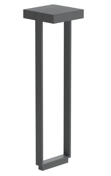 Flos Mile Bollard 2 900 Double FL F015K42A033 Anthrazit