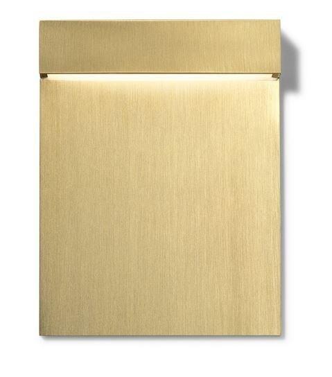 Flos Real Matter ohne Installationsbox FL F5970044 Gold