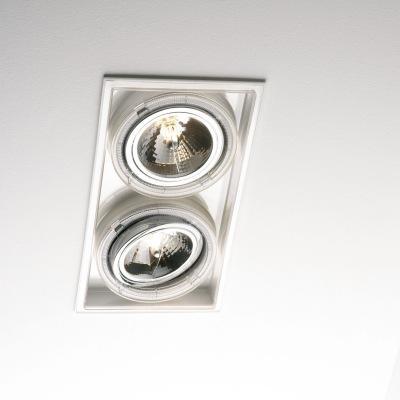 Marset Sqaxis 19.2 Low Voltage MR A606-032 Weiß