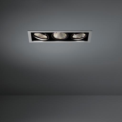 Modular Lighting Mini Multiple MO 12522129 Weiße Struktur / Schwarz
