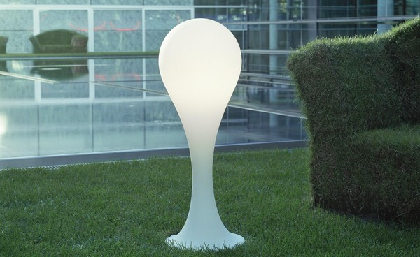 Next Liquid Light Drop 4 Stehlampe (outdoor) NE NE.XT.0011 Weiß