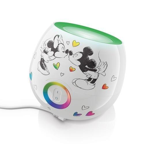Philips Disney Mickey & Minnie Mouse MA 717035516 Weiß