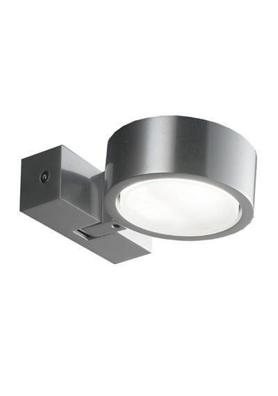 Studio Italia Spotty Ap wand SI 67001 Gebürstet aluminium