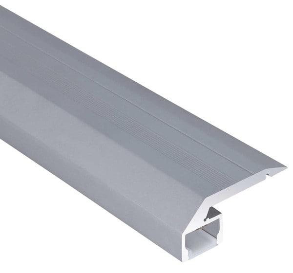 Uni-Bright Profiles S-Line Step Treppenstufenprofil UB L699000X Eloxiertem aluminium